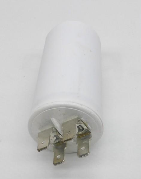 Kondensator für Druckpumpe Ecoplus Leader 240 TANO L mit 800 1000 Watt, Mall-Umwelttechnik, Spinflow - Ersatzteilnummer: 40016