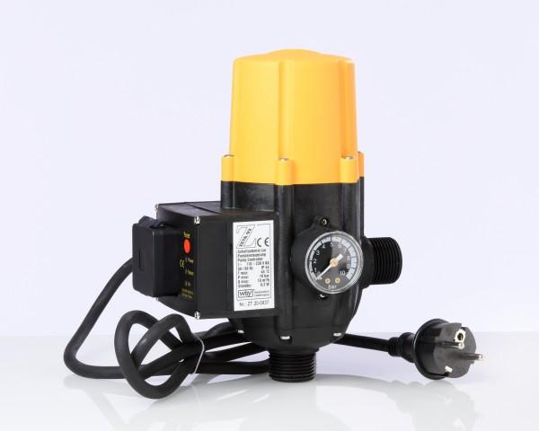 Druckregelautomat ZETA 02V, Pumpensteuerung energiesparend, sehr effizient, sehr effektiv; Ersatz für Presscontrol, Controlmatic , SA06