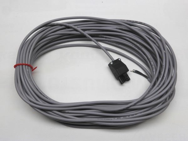 Verbindungsleitung 20 Meter mit Stecker für Espa Raincenter Pro Comfort, Tacomat, PROFIrain