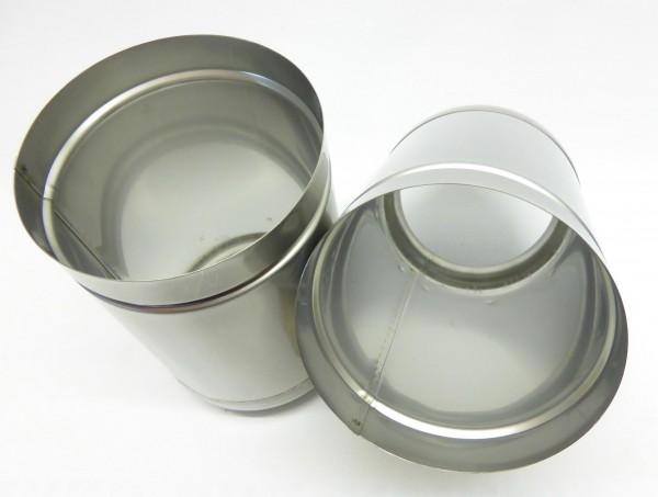 Edelstahl Blindeinsatz für Wisy Fallrohrfilter und Standrohrfilter