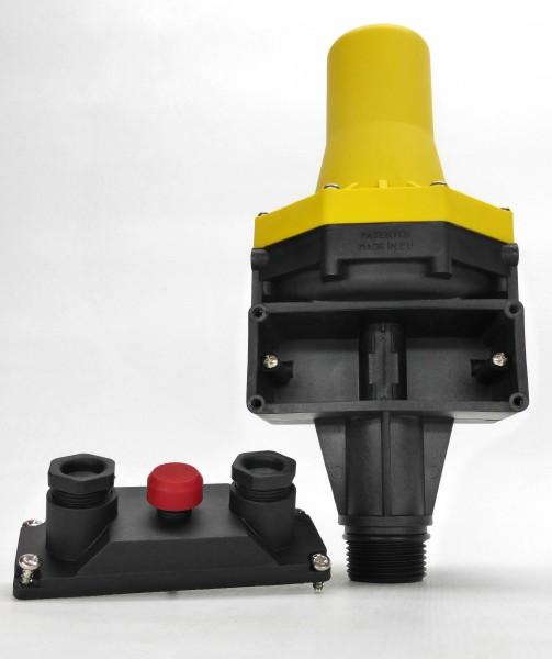 Espa Druckregler KIT 02-4 ohne Anbauteile komplett montiert mit Membrane und Rückschlagventil