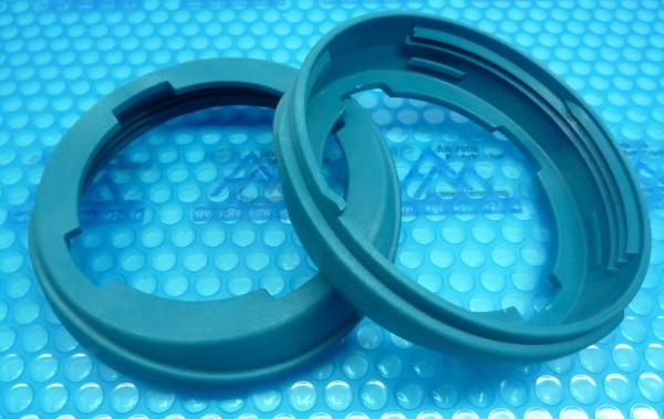 Überwurfmutter für Filterdeckel, Klarsichtdeckel an Espa Pumpe Blaumar S1, Silen S