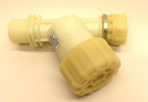 Trinkwasserfilter DN17 mit Edelstahl Filtergewebe 0,1mm