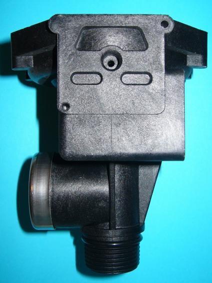 Unterteil mit Membrane für Druckregler KIT 02, KIT 02-3, KIT 02-4