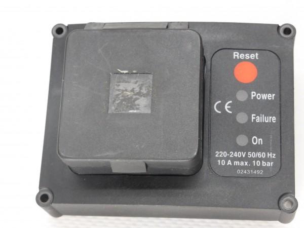 Gehäusedeckel für Druckregler, Presscontrol SA 06 (V), Controlmatic (E) und SARW06