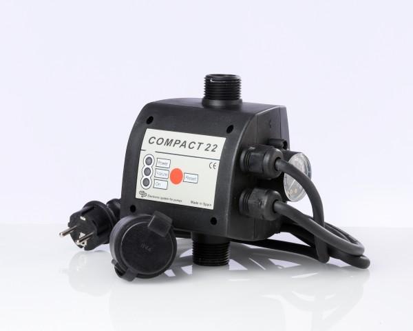Druckregelautomat KIT-RMCS mit Manometer