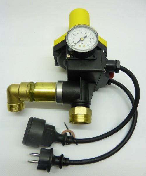 Druckregelautomat KIT 02-4 für RMA-4 und RMO-4
