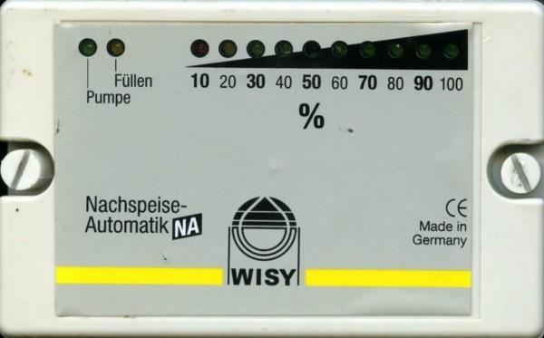 Nachspeise-Automatik NA von Wisy