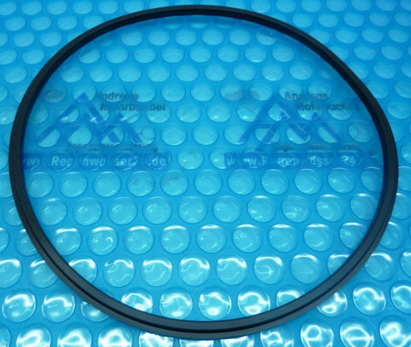 O-Ring für Filterdeckel, Klarsichtdeckel, Silen 2