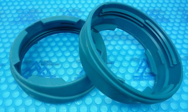 Überwurfmutter am Filterdeckel für Blaumar I1, Silen I