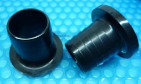 Anschluss Tülle für Schlauch 38 mm, Schlauchtülle für Poolpumpen