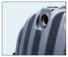 Spezialdichtung, Tankdurchführung für Behälter, Tank, Zisterne, Tonne, Montage von Aussen