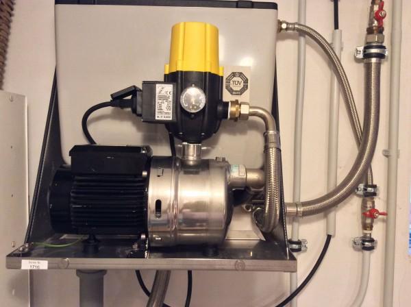 Regenwassermodul, Kompaktanlage WESTFAinline