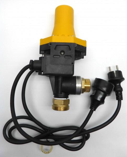 Druckregelautomat KIT 02-4 für Monsun mit Messing-Anbauteilen
