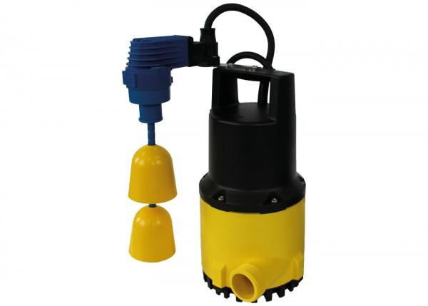 Schmutzwasserpumpe ZPK, Ausführung KS für Schacht Durchmesser ab 250 mm