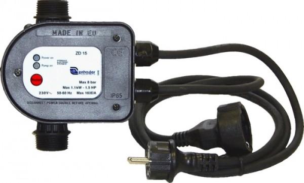 Druckregelautomat ZD 15 - Schutzklasse IP 65