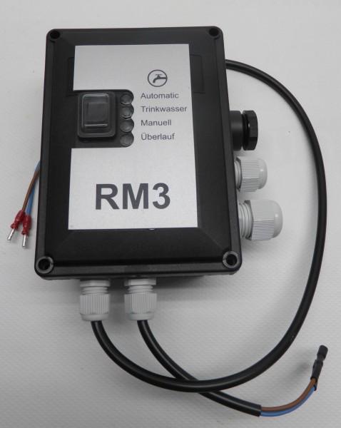 Steuergerät für Regenmanager RM3 und RMC