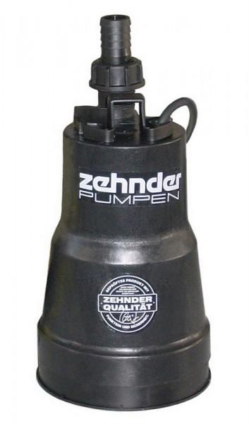 Flachsauger-Schmutzwasserpumpe bis ca. 1 mm