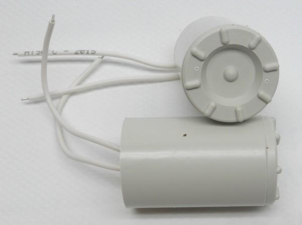 Kondensator für Espa mit Pumpe 230 V, Poolpumpe, Schwimmbadpumpe Typen: Iris 400, Niper 1-350, Ni 5, Basic, Blaumar B1, Blaumar B2 Espa