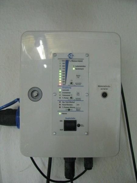 Steuergerät für Hybrid Anlagen, Systeme ohne Ziffer auf der Hauptplatine