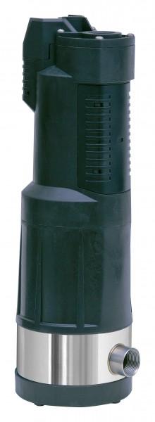Unterwasser Drucktauchpumpe Divertron 1200 mit 1 Zoll Sauganschluss
