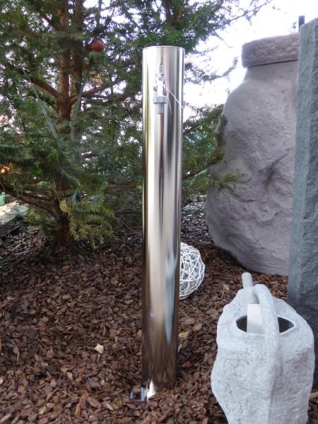 Garten Zapfstelle Aus Edelstahl