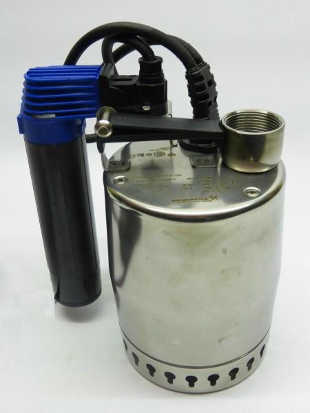 Schmutzwasser Pumpe KP150 für Schacht Durchmesser ab 250 mm