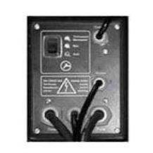 Steuerplatine -analog- für Regent F, Rainman F, Konsole mit Drucksensor
