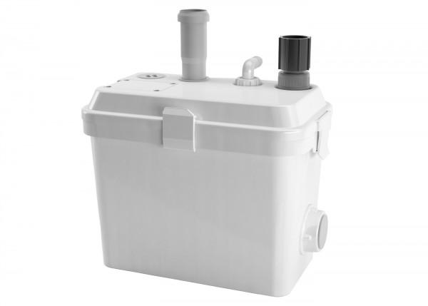Schmutzwasserhebeanlage S-SWH 100, steckerfertig montiert
