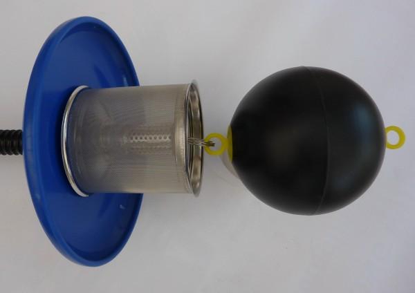 Schwimmender Ansaug-Feinfilter 1 Zoll für nicht vorgefiltertes Wasser