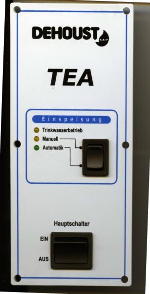 Platine TEA-3, Steuerplatine TEA-3 RMA-3 TEA-5 RMA-5 Geräte-Label für Nachspeisemodul TEA ohne Füllstandsanzeige