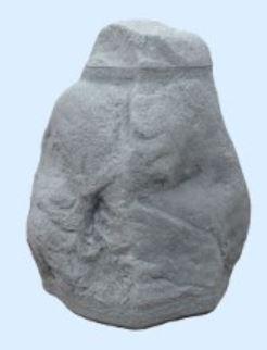 Hinkelstein Regenspeicher 230 Liter, Farbe granitgrau