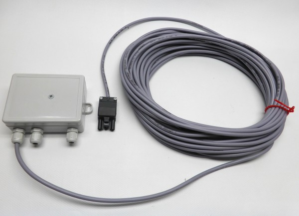 Sensorgehäuse der Füllstandsanzeige mit Kabel für Espa Raincenter Comfort Pro, Comfort 15, Tacomat