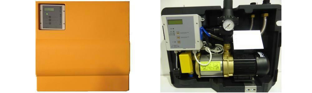 Kompaktmodul Raincenter Pro mit CPS 15-4 B