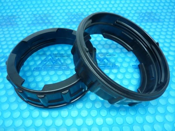 Überwurfmutter für Filterdeckel, Klarsichtdeckel, Typ Niper 3-450, Niper 3-650, Niper 3-850 und Iris