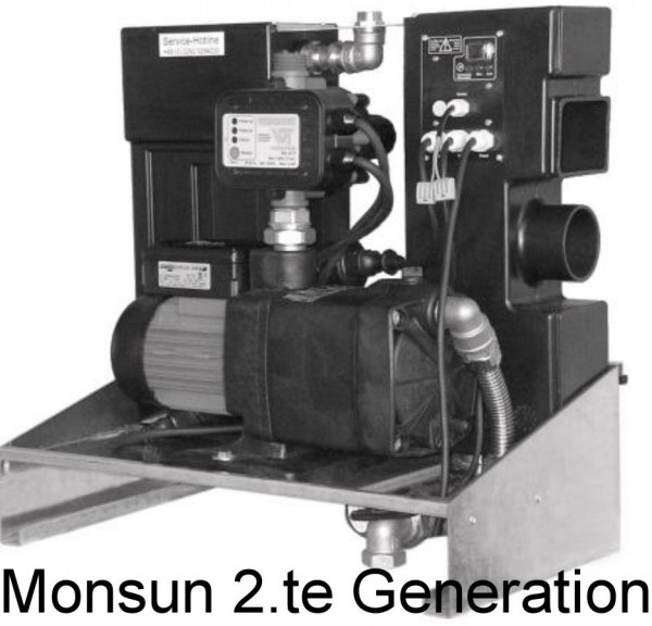 Regencenter Monsun zweite Generation