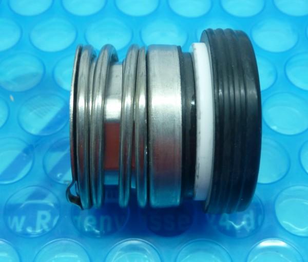 Gleitringdichtung drehend und Gleitringdichtung fix (414+129906), Set komplett ab Bj. 2007 (Seriennummer T-00001) für Blaumar S1, Blaumar S2, Silen, Silen 2, Silen S, Silen S2, Nadorself