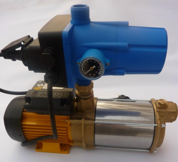 Kreiselpumpe ASPRI 15-4 MB mit KIT Optimatic RME