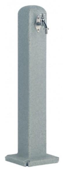 Garten-Zapfstelle Poller, Farbe granit