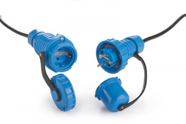 Kabelverbindungsset für Unterwasserpumpen und Schwimmerschalter, Ausführung 230V