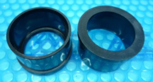Anschlussstutzen für PVC Kleberohr mit 50 mm Durchmesser passend bei Espa Pumpe Blaumar S1, Blaumar I1, Blaumar S1, Tiper 0, Tiper 2, Silen S, Ni5, Niper 1-350, Niper 2-450, Iris 400- Iris 1000, Silen I 33, Silen I 50, Silen I 100.